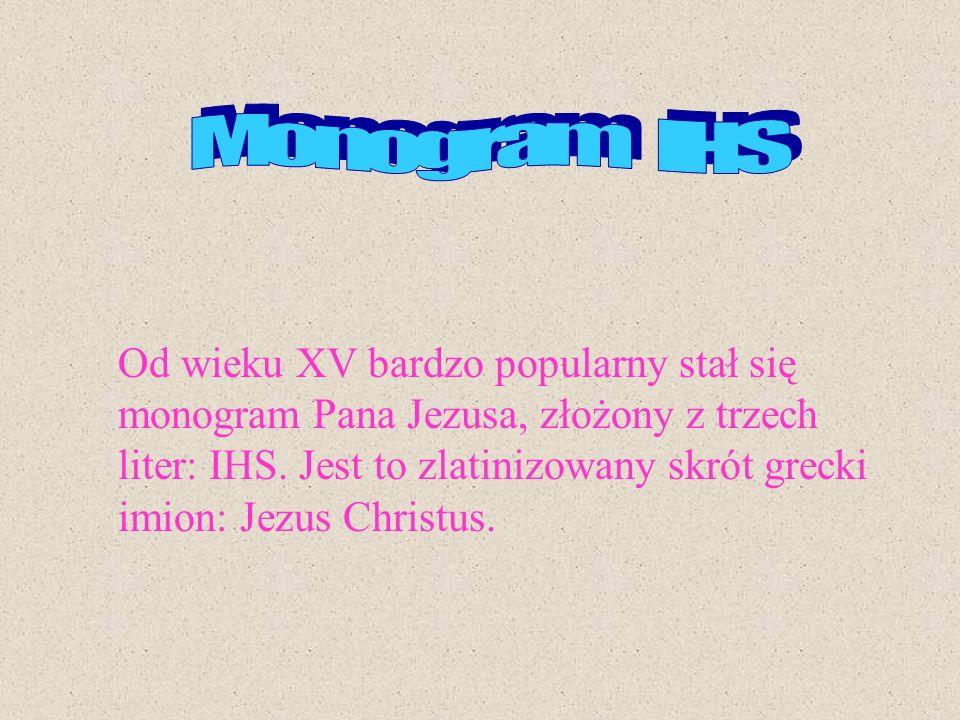 Monogram IHS