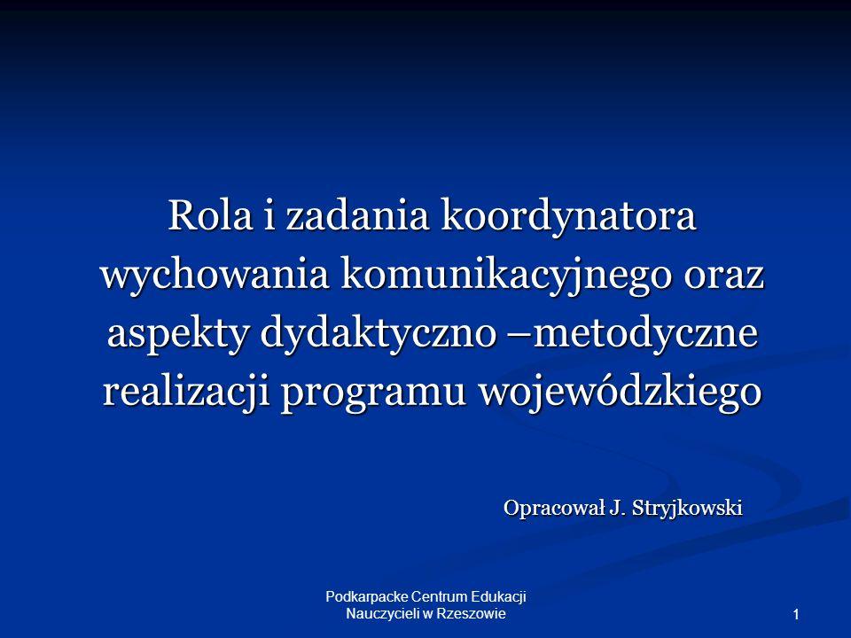 Opracował J. Stryjkowski