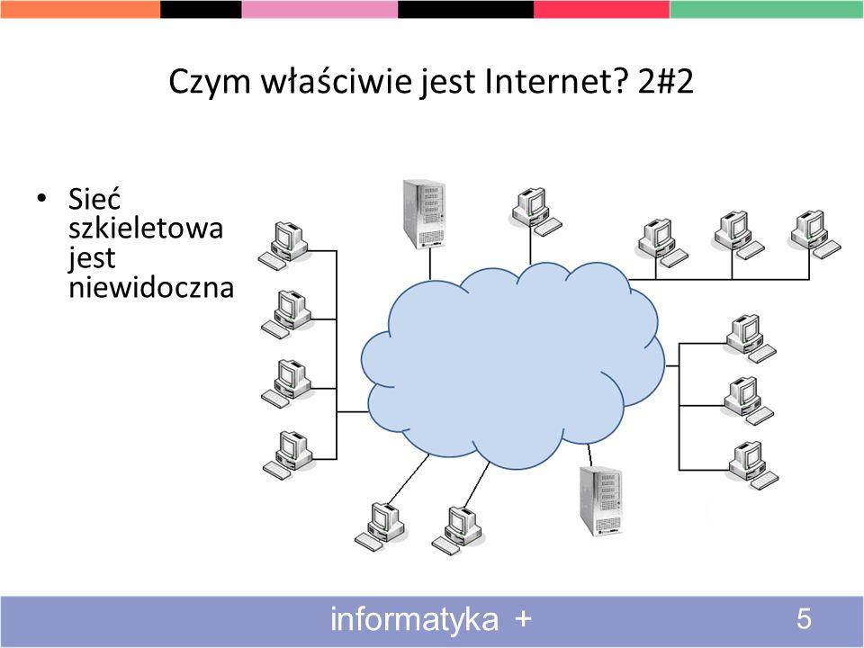 Czym właściwie jest Internet 2#2