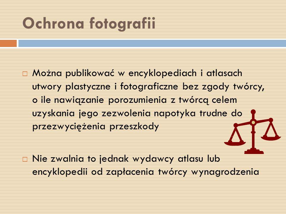 Ochrona fotografii