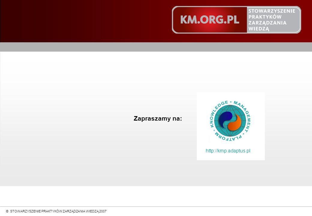 Zapraszamy na: http://kmp.adaptus.pl