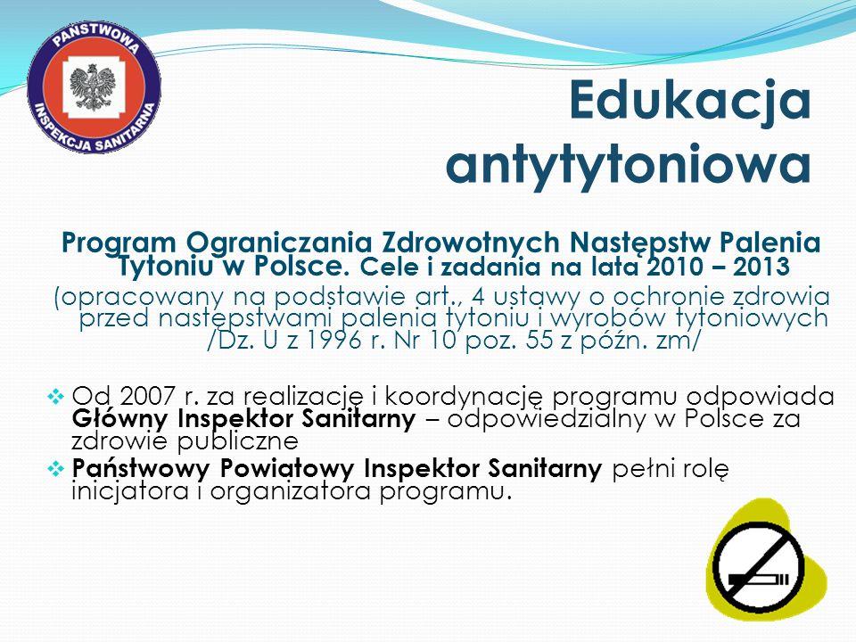 Edukacja antytytoniowa