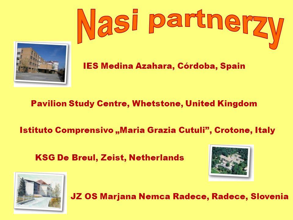 Nasi partnerzy IES Medina Azahara, Córdoba, Spain