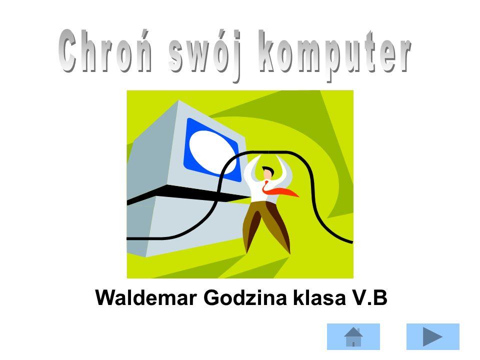 Waldemar Godzina klasa V.B