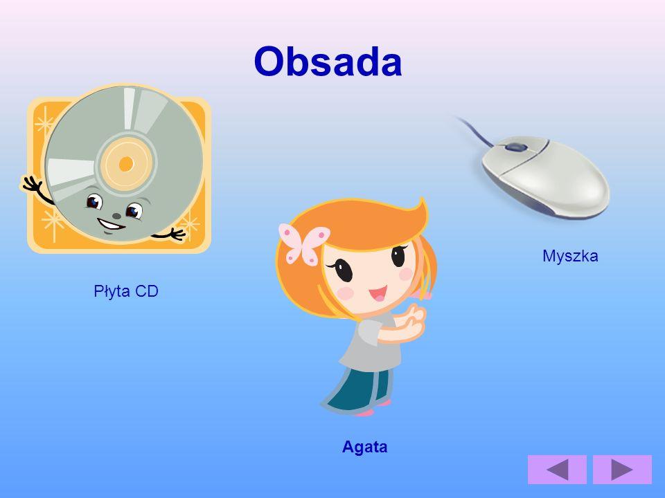 Obsada Płyta CD Myszka Agata
