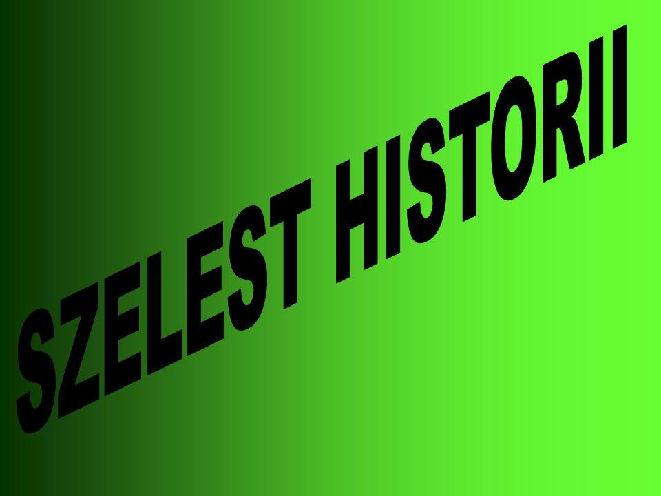 SZELEST HISTORII