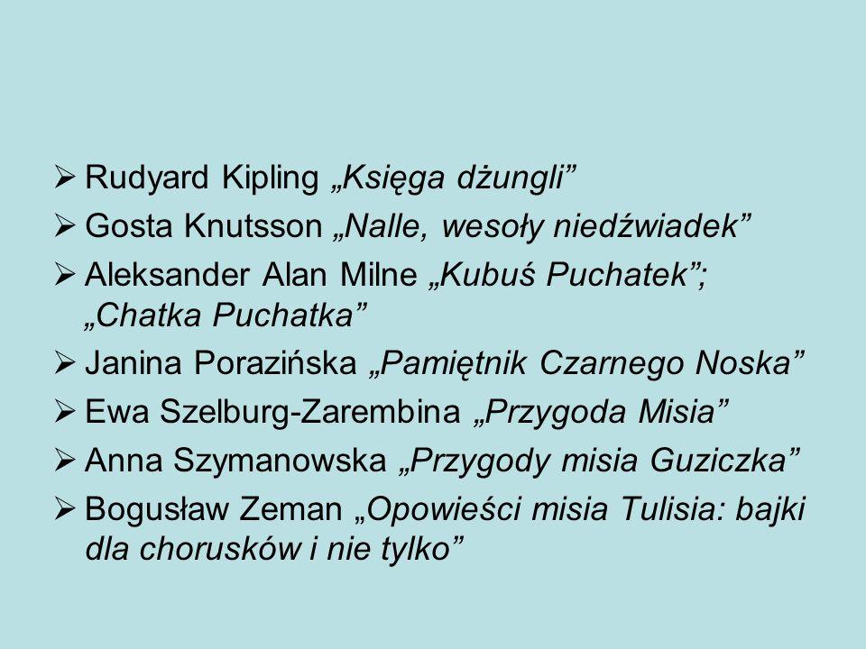 "Rudyard Kipling ""Księga dżungli"