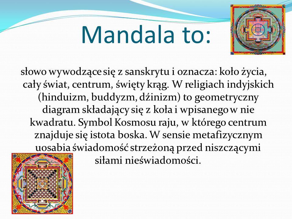 Mandala to: