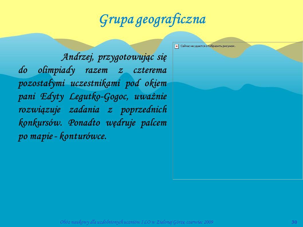 Grupa geograficzna