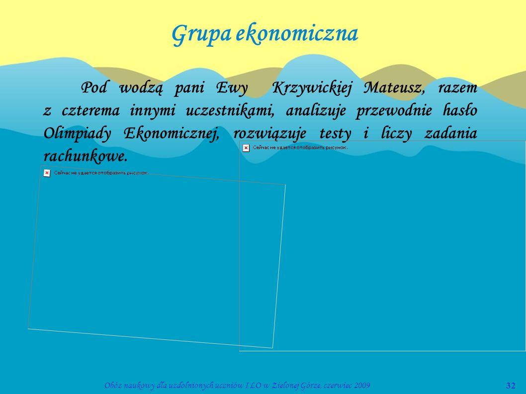Grupa ekonomiczna