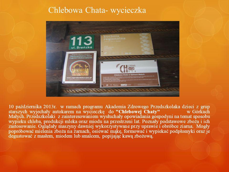 Chlebowa Chata- wycieczka