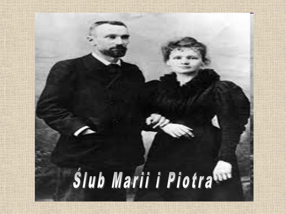Ślub Marii i Piotra
