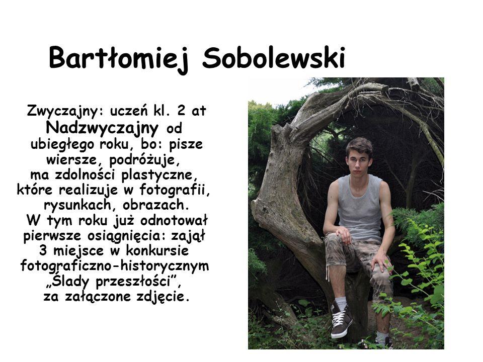 Bartłomiej Sobolewski