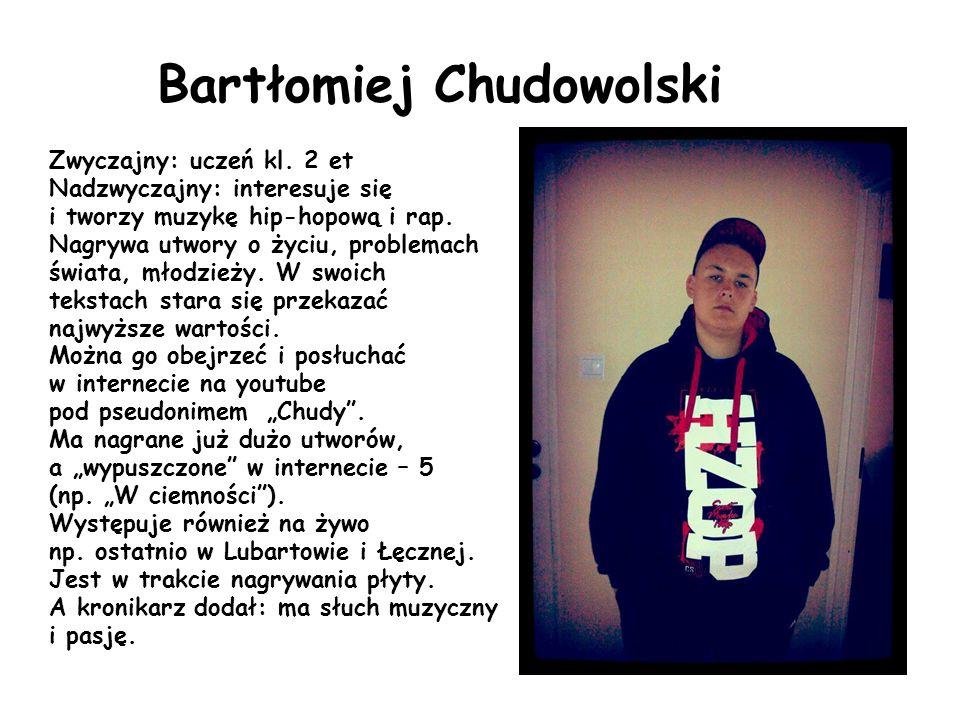 Bartłomiej Chudowolski