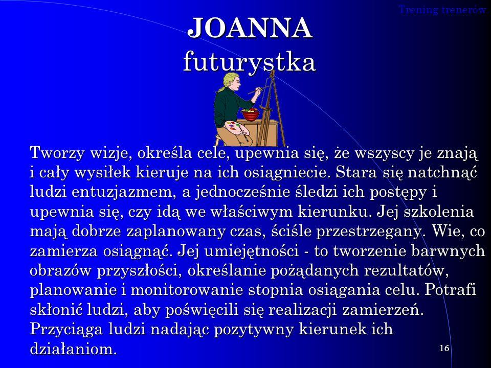 JOANNA futurystka