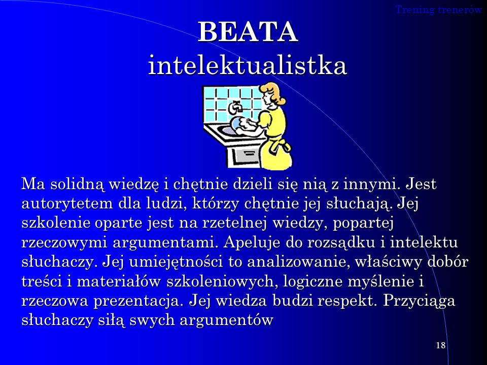 BEATA intelektualistka