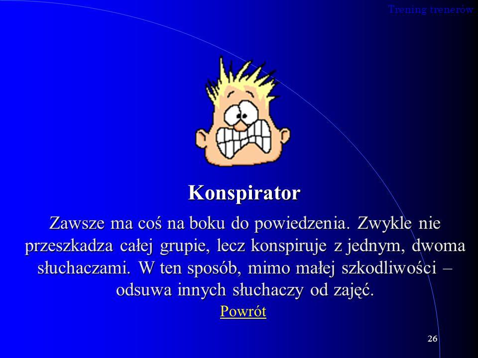Konspirator