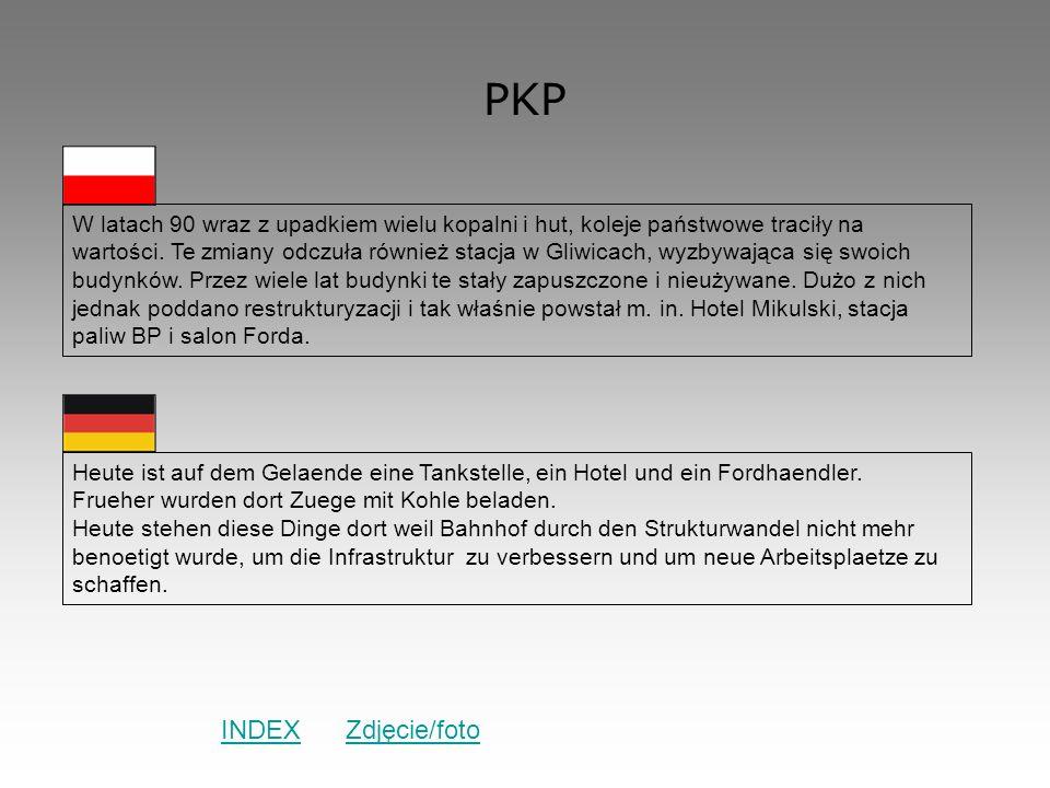 PKP INDEX Zdjęcie/foto