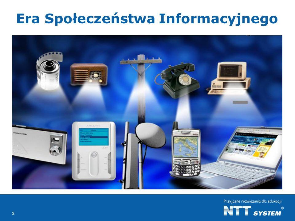Era Społeczeństwa Informacyjnego
