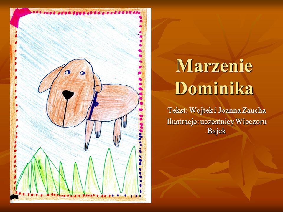 Tekst: Wojtek i Joanna Zaucha Ilustracje: uczestnicy Wieczoru Bajek