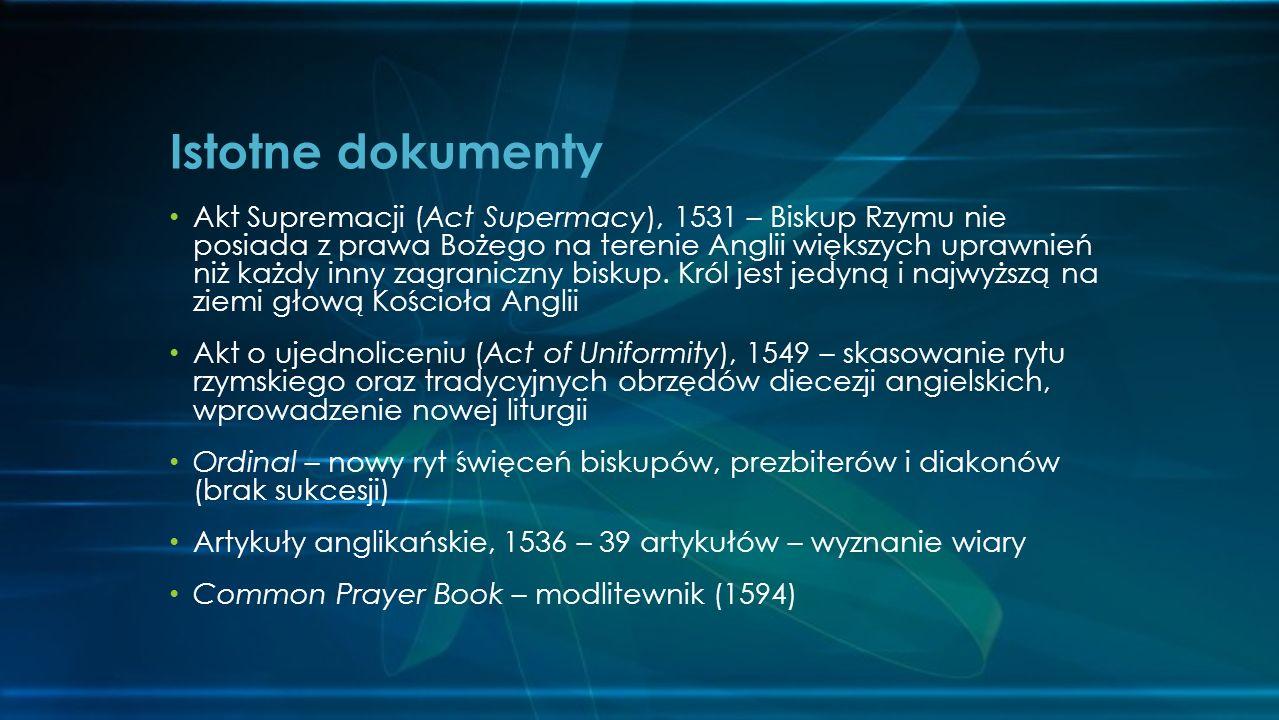 Istotne dokumenty