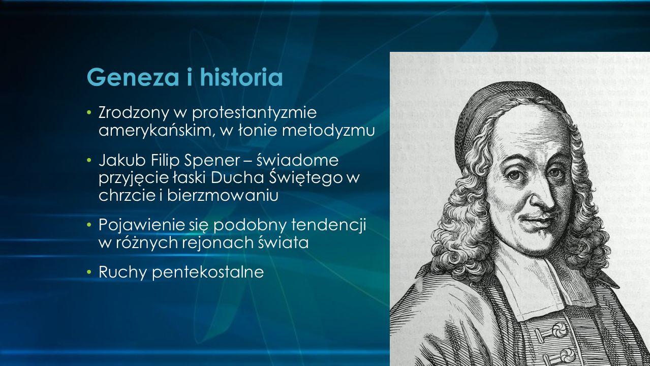 Geneza i historia Zrodzony w protestantyzmie amerykańskim, w łonie metodyzmu.