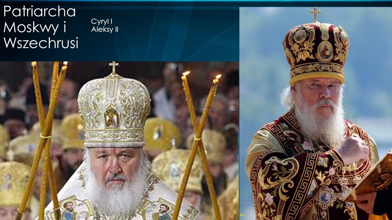Patriarcha Moskwy i Wszechrusi