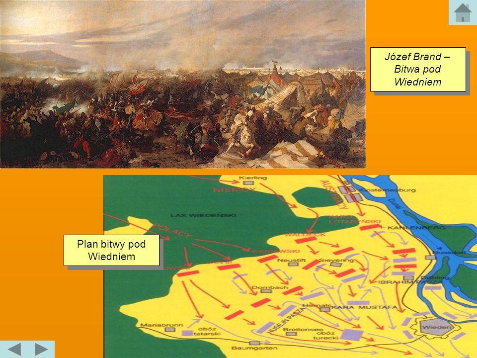 Józef Brand – Bitwa pod Wiedniem