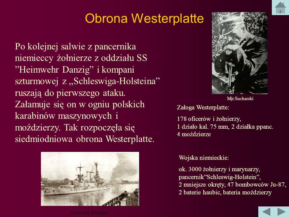 Obrona Westerplatte