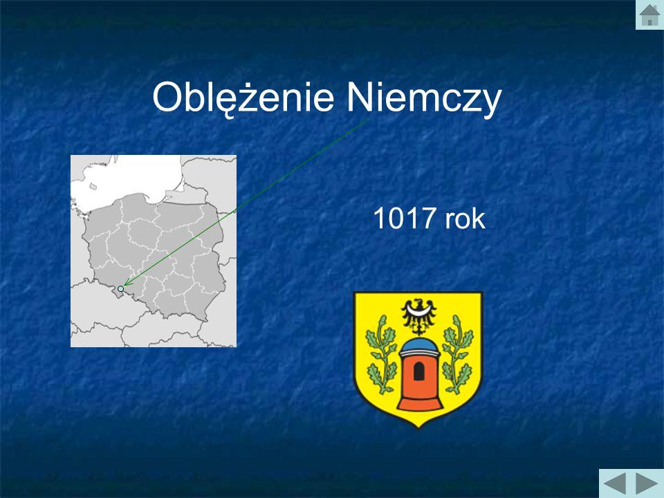 Oblężenie Niemczy 1017 rok