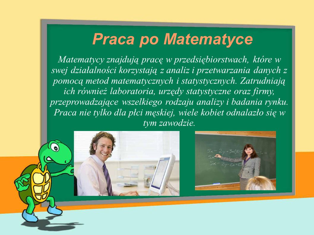 Praca po Matematyce