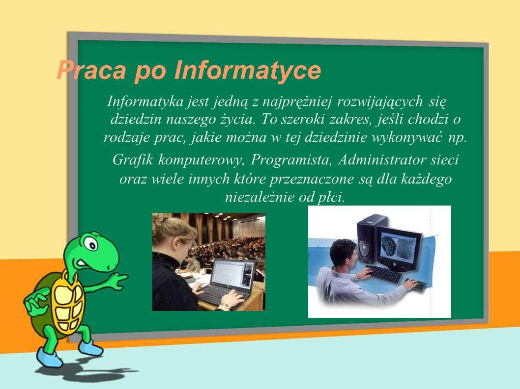 Praca po Informatyce
