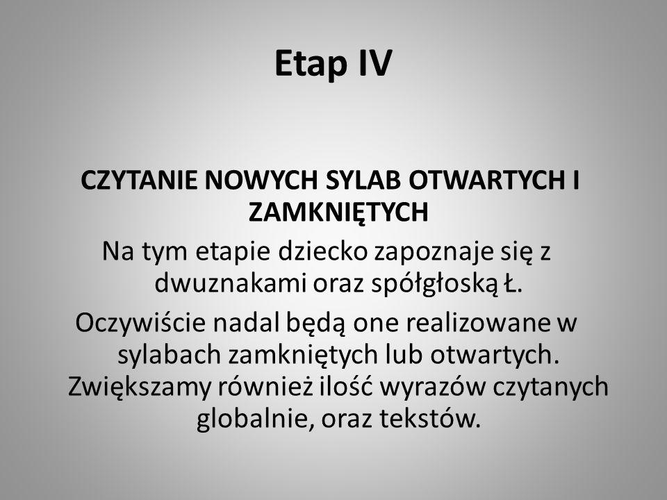 Etap IV
