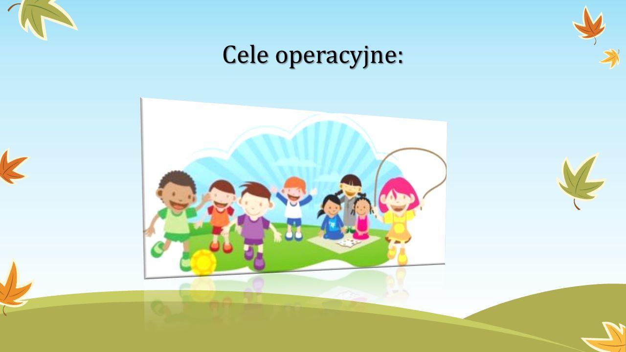 Cele operacyjne: