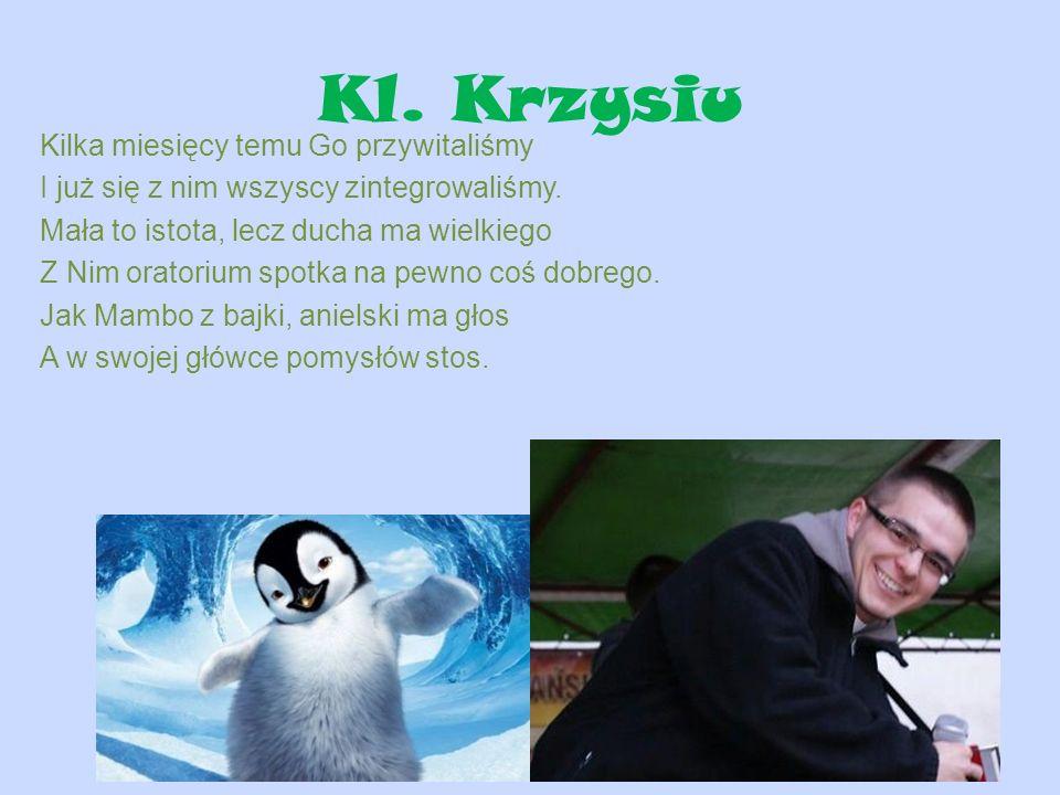 Kl. Krzysiu