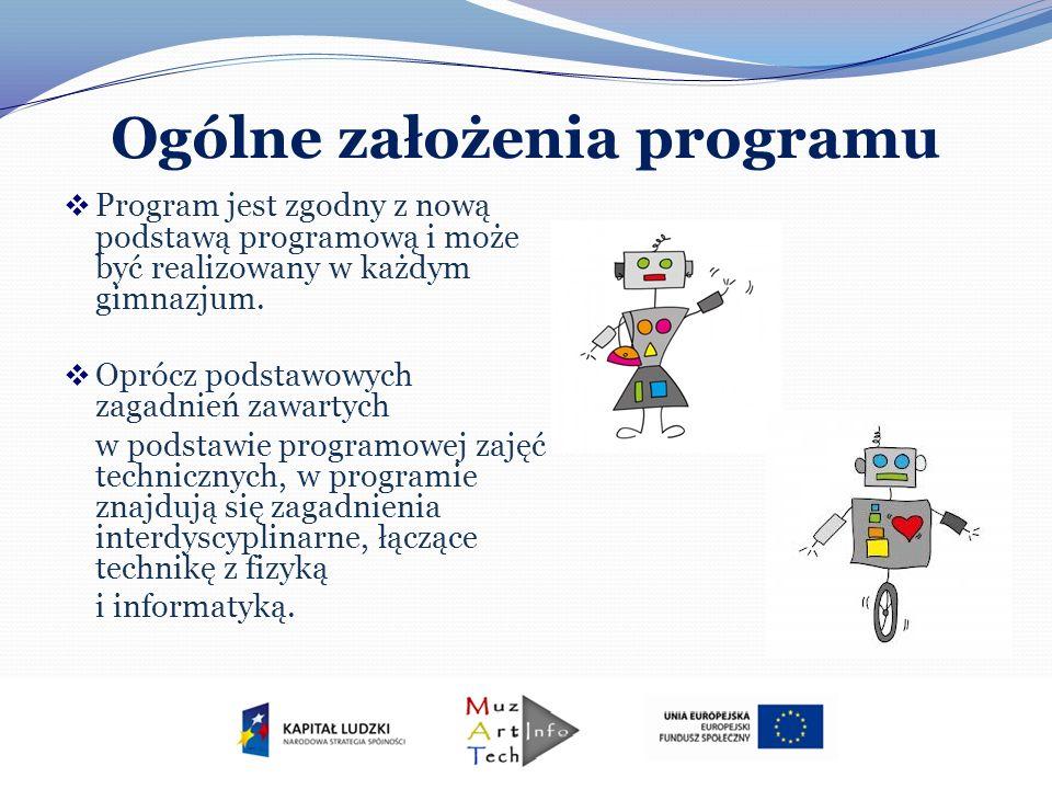 Ogólne założenia programu
