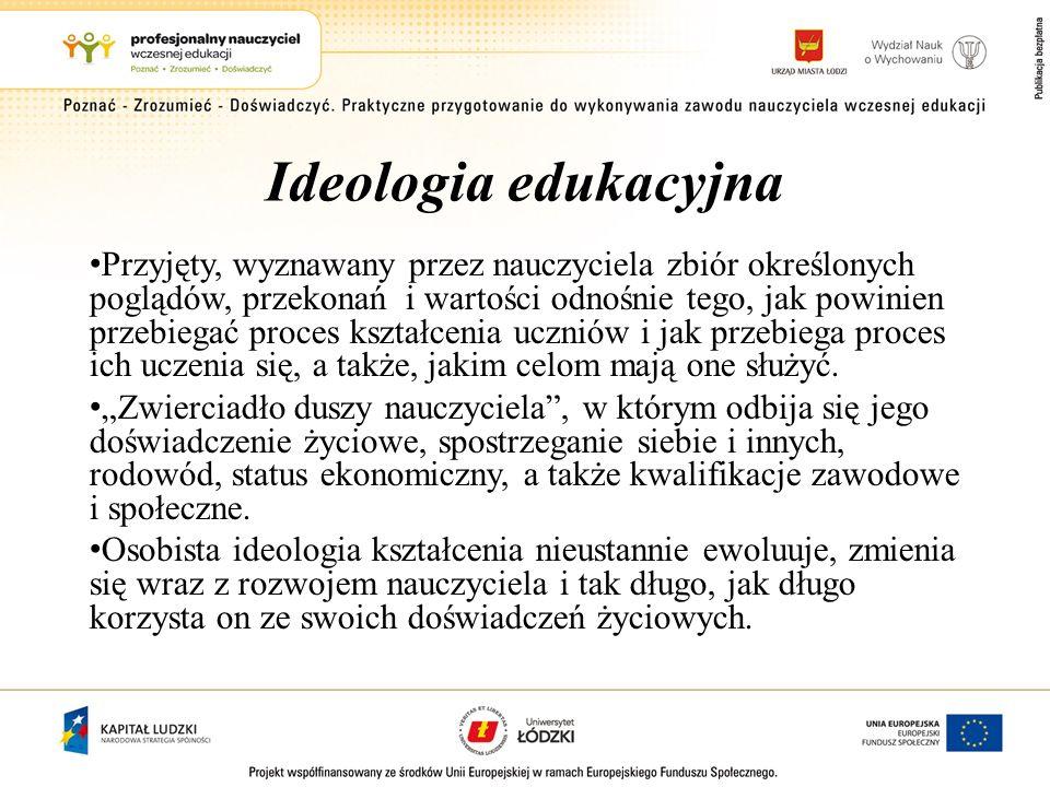 Ideologia edukacyjna