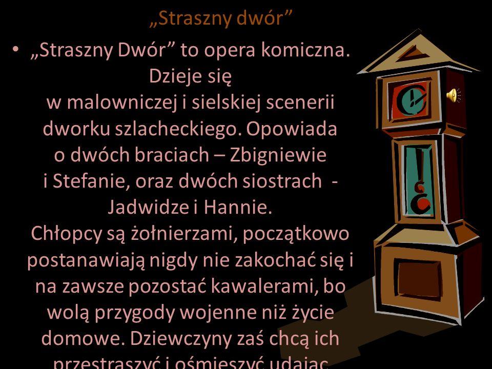 """""""Straszny dwór"""