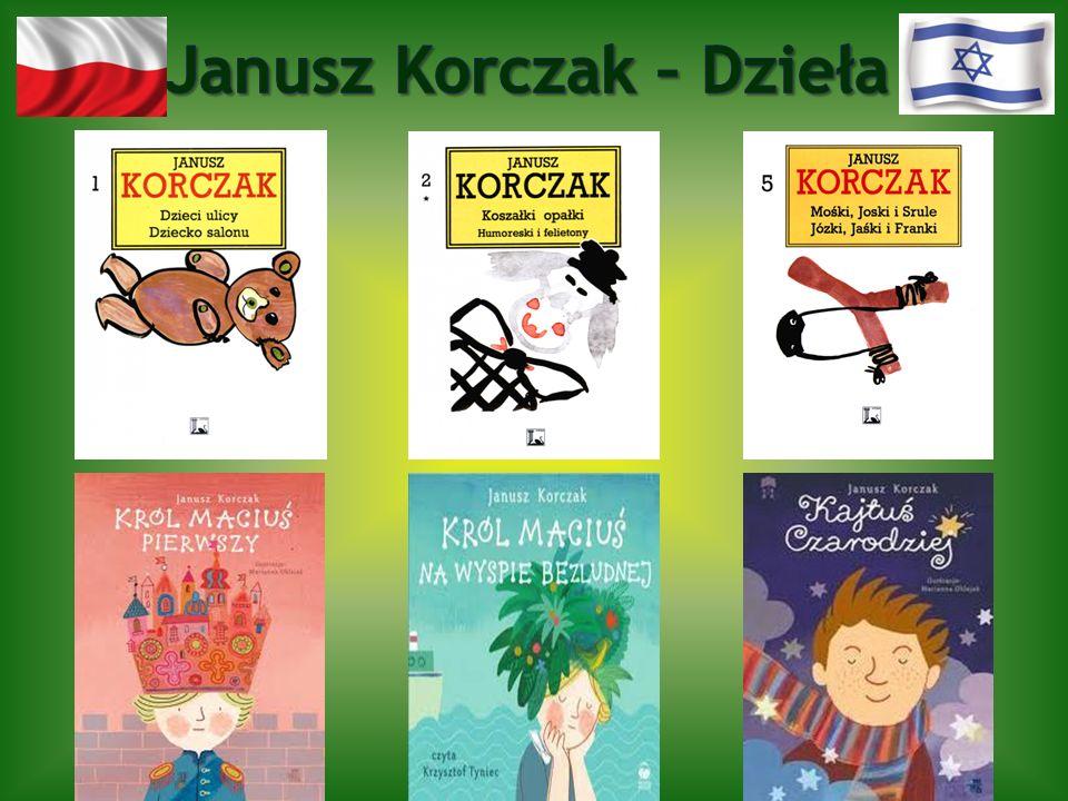 Janusz Korczak – Dzieła