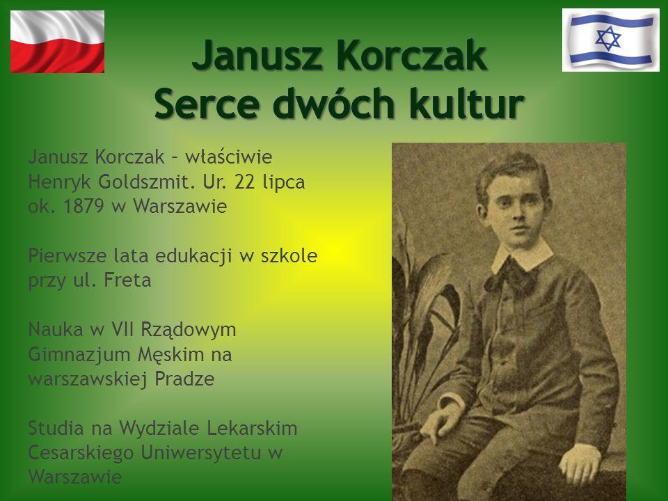 Janusz Korczak Serce dwóch kultur