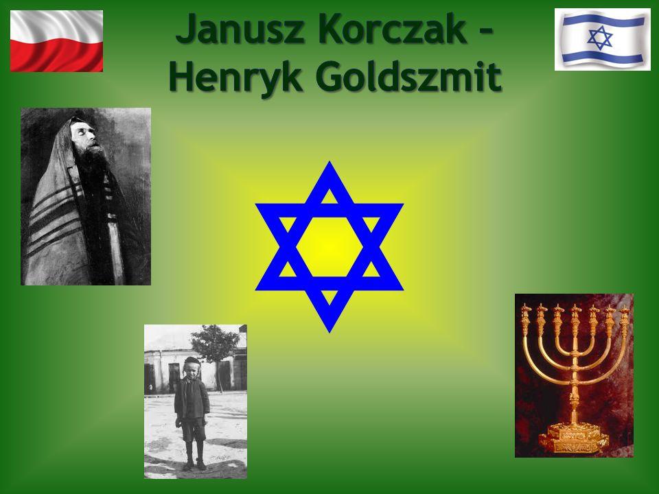Janusz Korczak – Henryk Goldszmit