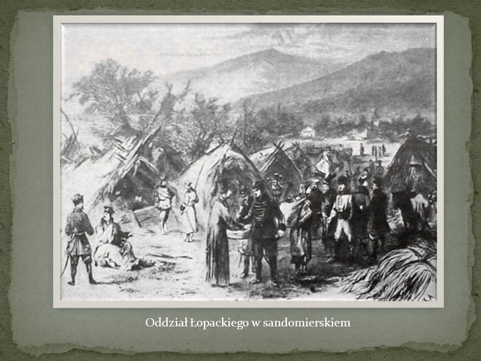 Oddział Łopackiego w sandomierskiem