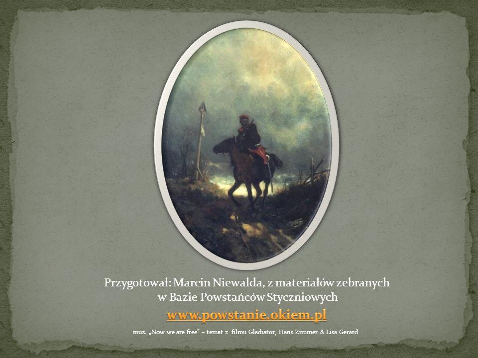 Przygotował: Marcin Niewalda, z materiałów zebranych