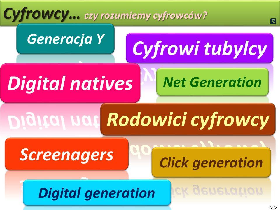 Cyfrowcy… czy rozumiemy cyfrowców