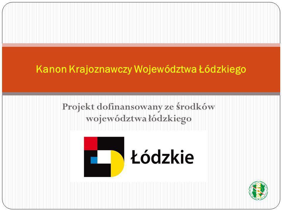 Kanon Krajoznawczy Województwa Łódzkiego