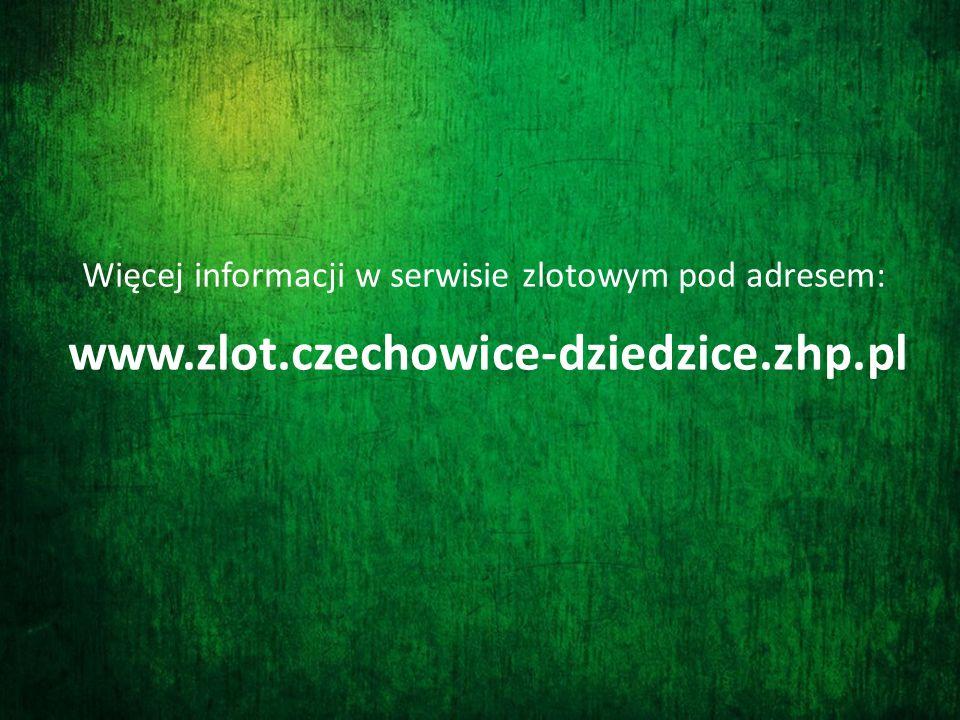 Więcej informacji w serwisie zlotowym pod adresem: