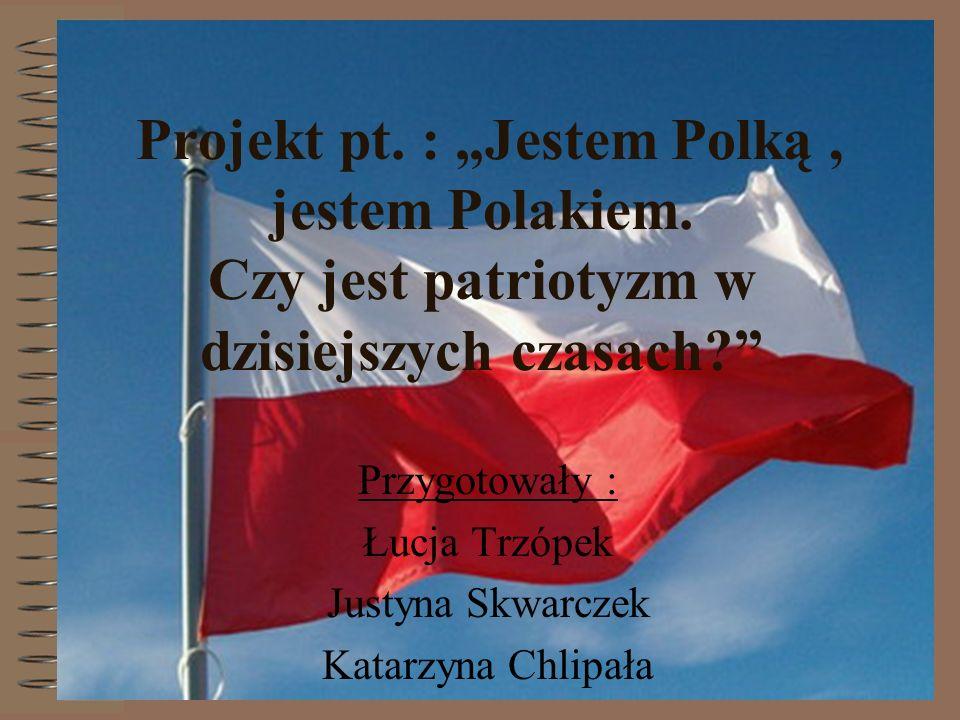 Przygotowały : Łucja Trzópek Justyna Skwarczek Katarzyna Chlipała