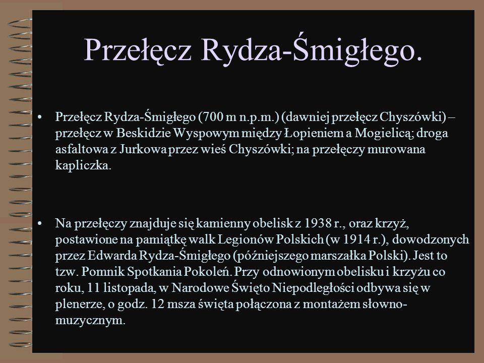 Przełęcz Rydza-Śmigłego.