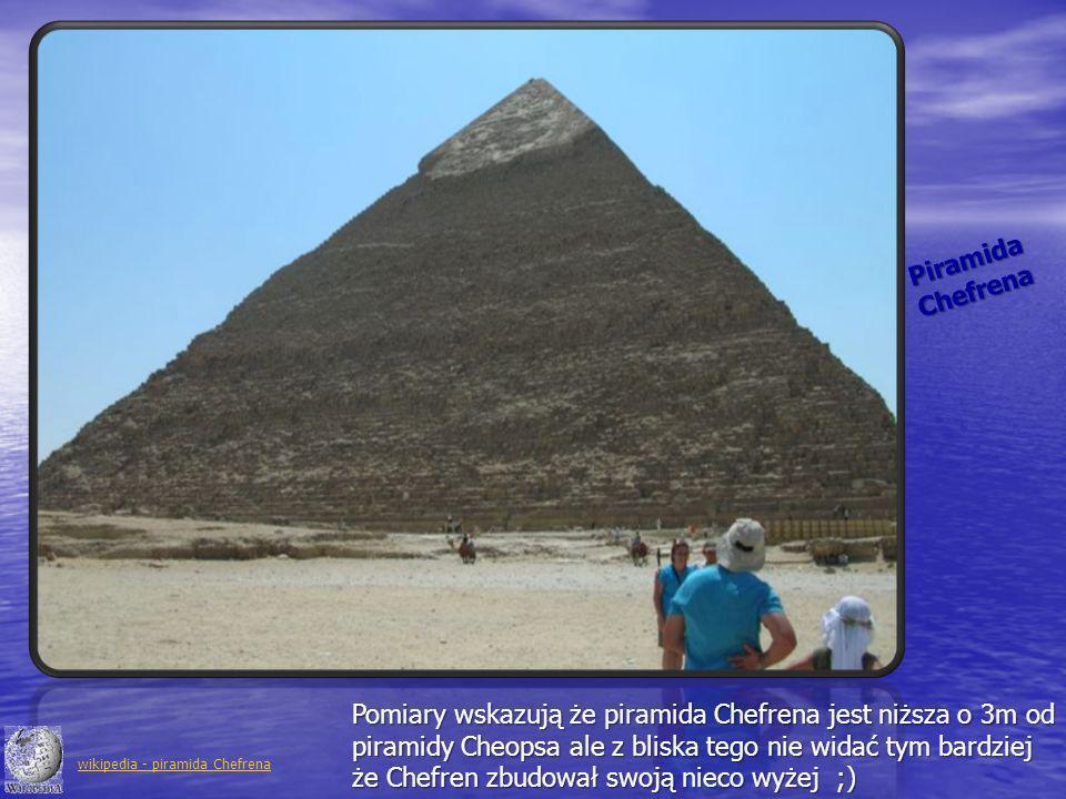 Piramida Chefrena.