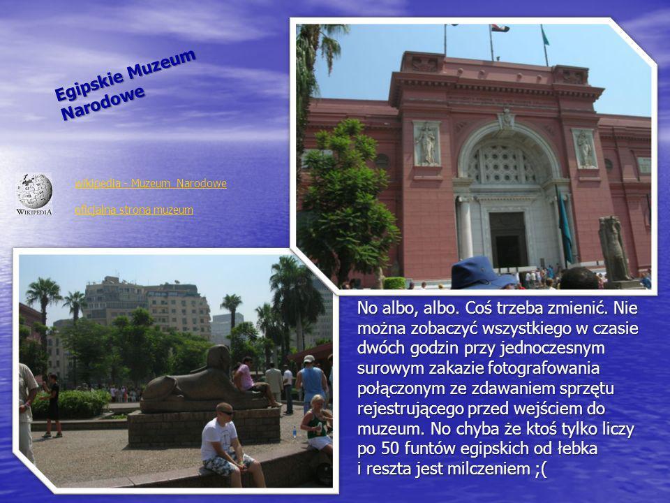 Egipskie Muzeum Narodowe